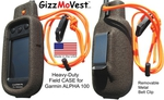 GizzMo Vest for Garmin Alpha 100 Gizmo_100