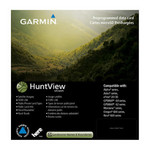Garmin Colorado Birdseye HuntView Map with 24k TOPO and Land Boundaries HuntViewCO