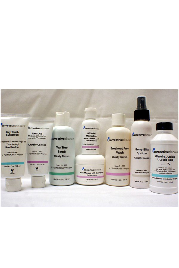 Acne Kit - Retail Size CS086