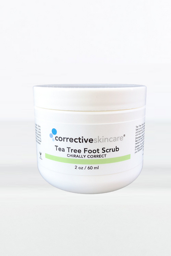 Tea Tree Foot Scrub CS092