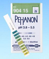 Pehanon pH Test Strips