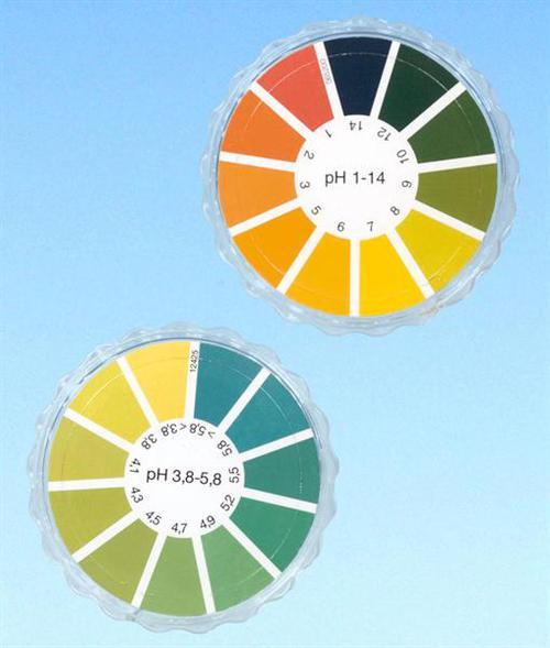 Single Zone pH Indicator Paper