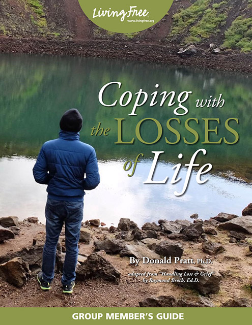 Coping with the Losses of Life Group Member Guide 501