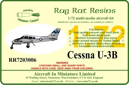 Cessna U-3B #RR7203006
