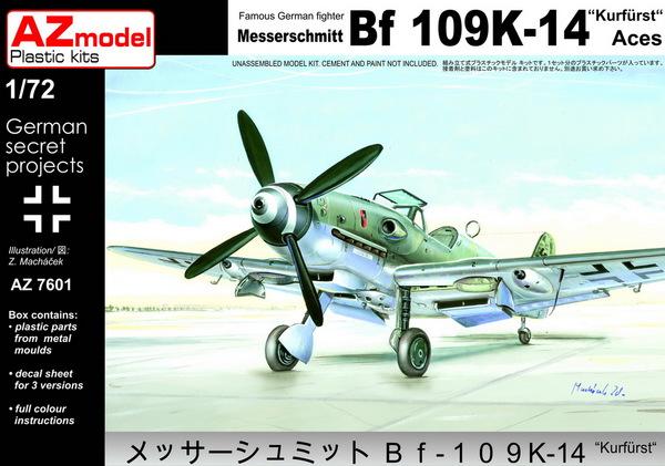 Messerschmitt Bf.109K-14