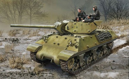 USSR M-10 Lend-Lease Tank Destroyer #ACY13521