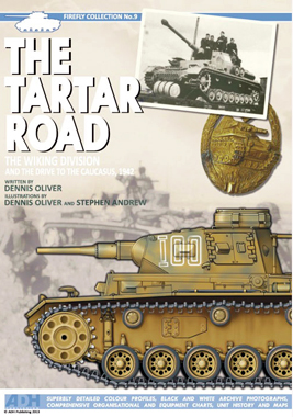 The Tartar Road The Wiking Division and the Drive to the #ADH158