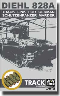 DIEHL 828A Track Link for German Schutzenpanzer Marder #AFV35168
