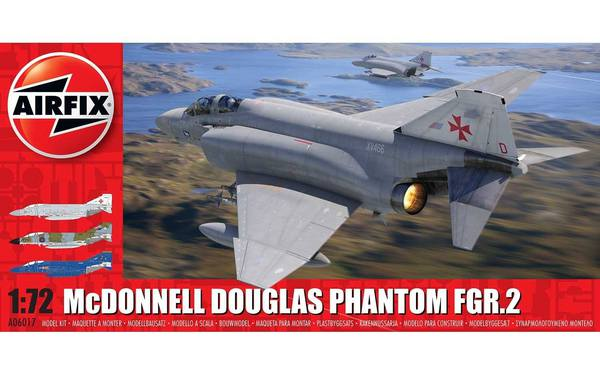 FGR2 Phantom Aircraft (New Tool) #ARX6017