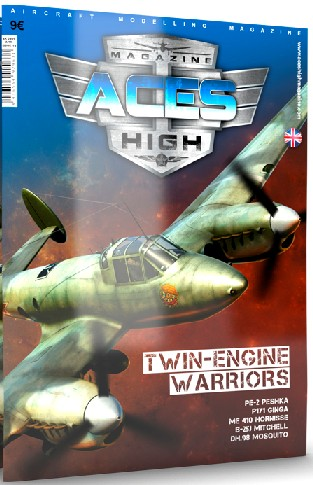 Aces High Magazine Issue 14: Twin-Engine Warriors - Pre-Order Item #AKIAH14