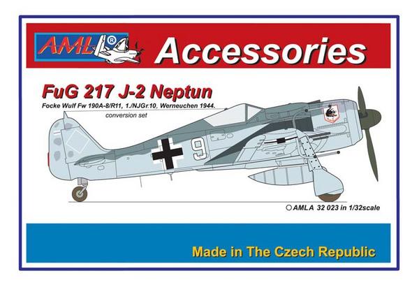 Fw.190A-8/R11 with FuG 217 J-2 Neptun #AMLA3223