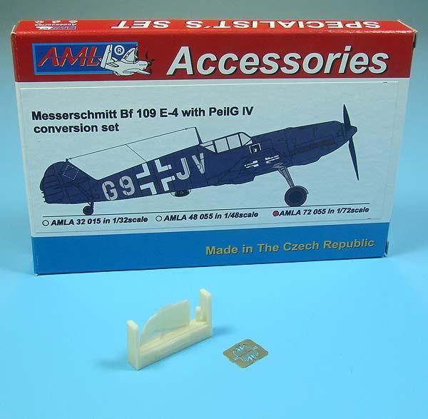 Messerschmitt Bf.109E-4_PeilG IV #AMLA7255