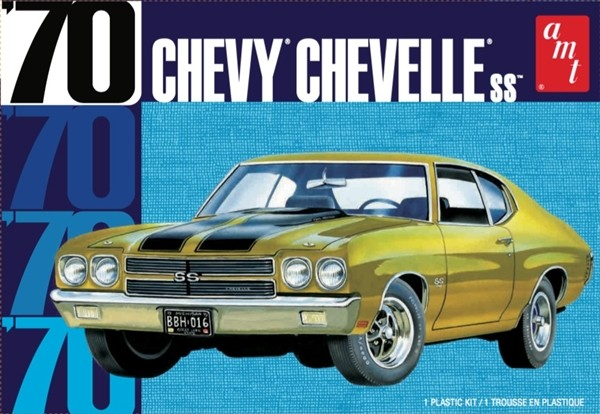 1970 Chevy Chevelle SS #AMT1143