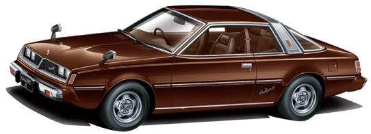 1978 Dodge Colt Challenger 2-Door Car (Mitsubishi Galant) #AOS55878