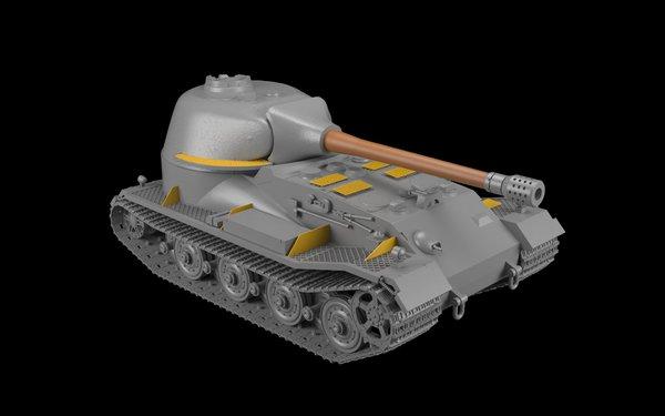VK 72.01 (K) German WW2 heavy prototype w/PE #ARY72002