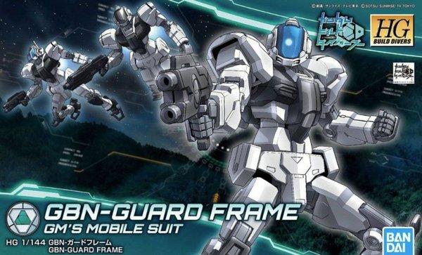 19 Gbn Guard Frame Hgbd #BAN5055360
