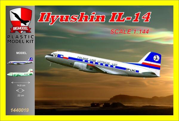 Ilyushin Il-14 LOT #BIG1440019