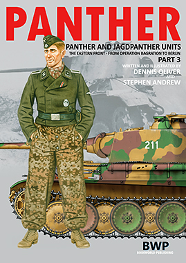 Panther and Jagdpanther Units: Eastern Front from Operation Bagration to Berlin Pt.3 #BWP9006