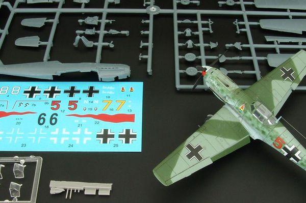 Messerschmitt Bf.109T-2 #BRP72033