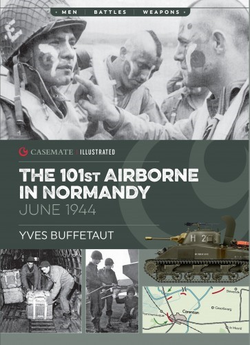 The 101st Airborne in Normandy June 1944 #CAS5232