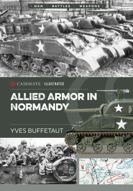 Allied Armor in Normandy  #CAS6079