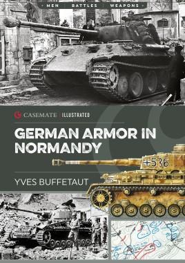 German Armor in Normandy  #CAS6437