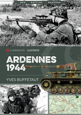 Ardennes 1944 The Battle of the Bulge #CAS6697