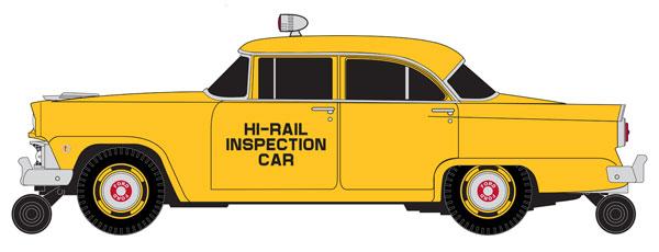 '55 Ford Sedan Rail Inspect- Net Pricing #CMW30434