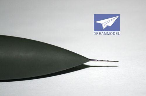Black Trim Foil 7'x9' #DM1004
