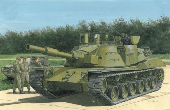 MBT70 (Kpz70) Tank #DML3550