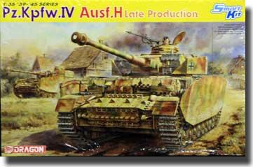 Pz.Kpfw.IV Ausf.H Late Production #DML6300