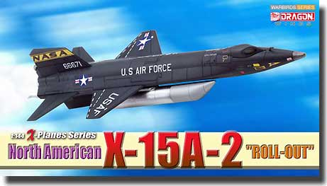 North American X-15A-2 Roll-Out- Net Pricing #DRW51036