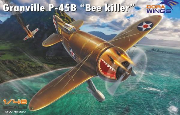Granville O45B Bee Killer Aircraft #DWN48010