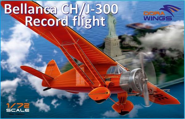 Bellanca CH/J300 Record Flight Aircraft #DWN72001