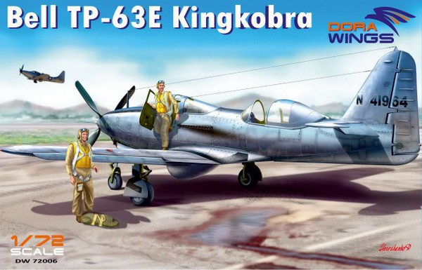 TP-63E Kingcobra Aircraft #DWN72006