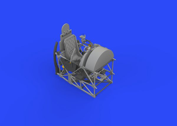 Aircraft- Tempest Mk V Cockpit for EDU (Photo-Etch & Resin) #EDU648416