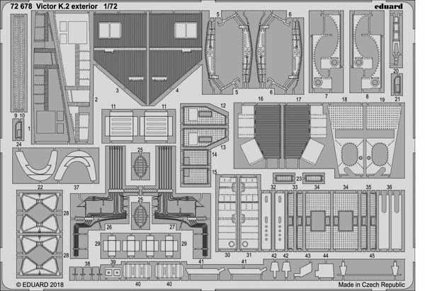 Aircraft- Victor K2 Exterior for ARX #EDU72678