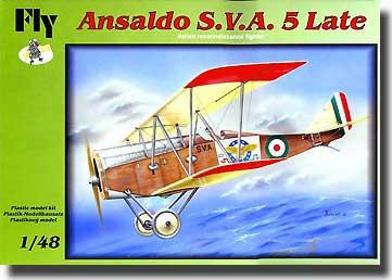Ansaldo S.V.A.5  #FYM48007
