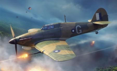 Hawker Hurricane Mk.IID #FYM32015
