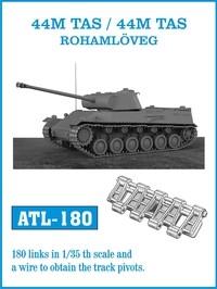 44M TAS/44M TAS Rohamloveg Track Set (180 links) #FRIATL180
