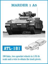 Marder 1A5 Track Set (190 Links) #FRIATL181