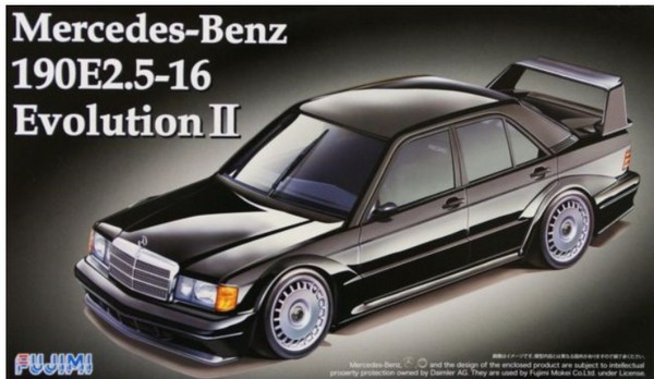 Mercedes Benz 190E 2.5-16 Evolution II Sports Car (Re-Issue) #FJM12571