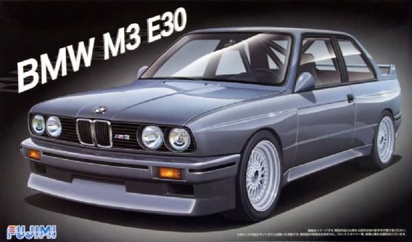 BMW M3 E30 2-Door Car #FJM12572