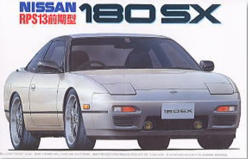 1996 Nissan 180SX RPS13 Sports Car (Re-Issue) - Pre-Order Item #FJM3445