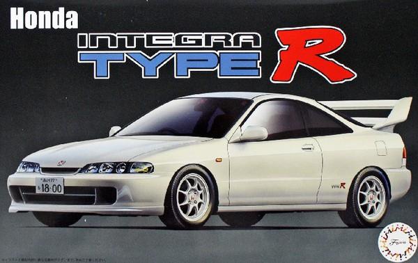 1995 Honda Integra Type R 2-Door Car #FJM3986