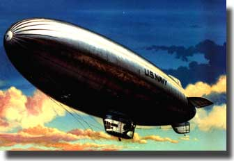 US Navy Blimp330 #GLM6502
