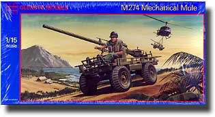 M-274 Mechanical Mule #GLM5401