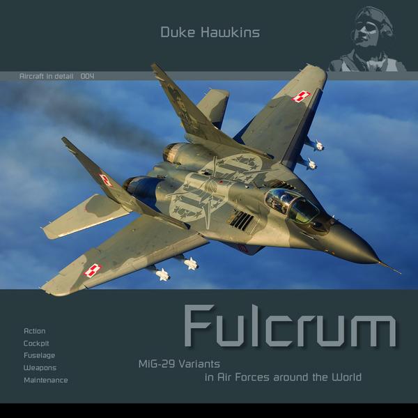 Again! Duke Hawkins: Mikoyan MiG-29 Fulcrum #HMHP004
