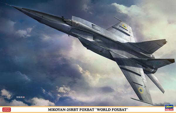 Mikoyan MiG-25RBT Foxbat
