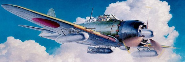 Mitsubishi A6M7 Zero Type 62 Fighter (Re-Issue) - Pre-Order Item #HSG9813